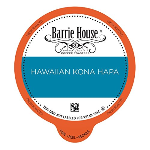 Barrie House Hawaiian Kona Hapa Single Cup Capsule (96 ()