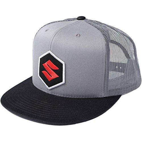 Factory Effex Suzuki Mark Snapback Hat