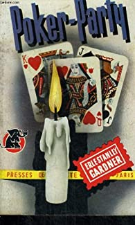 Poker-Party par Erle Stanley Gardner