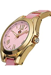 Louis Richard Women's Japanese Quartz Movement Case and Bezel and IP Metal Watch(Model: 62625703)