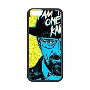 Fashion Breaking Bad Hard Gel Rubber Phone Case Cover for iPhone 6 4.7 inch by runtopwell