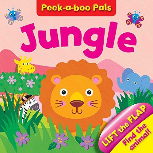 Jungle Peekaboo Who? (Peek-a-boo Pals)