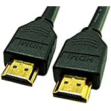 DTOL HDMI to HDMI Cable v1.3 with Gold Plated Connectors 1.5m - Black
