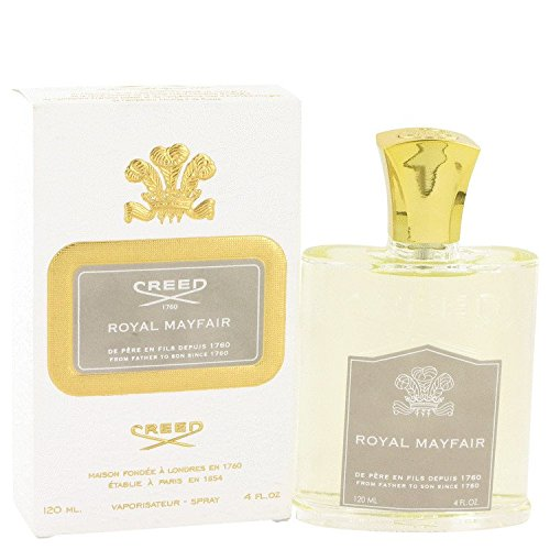 NEW CREED Royal Mayfair Cologne 4 oz Millesime Spray FOR MEN