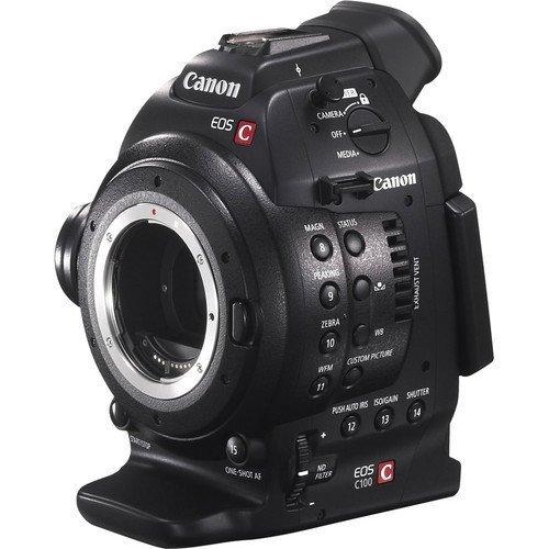 Canon EOS C100 ボディー(EFマウント)(デュアルピクセルCMOS AF対応)   B00UFM3AFK