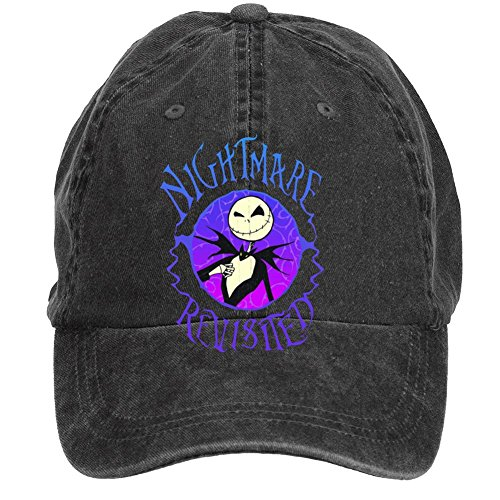 Tommery Unisex The Nightmare Before Christmas Hip Hop