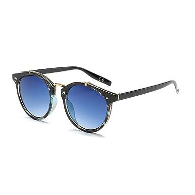 BVAGSS Gafas De Sol Moda Vintage Para Mujer Y Hombre UV400 Sunglasses(WS001)
