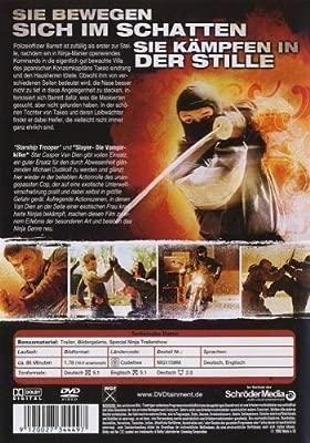 Mask of the Ninja [Alemania] [DVD]: Amazon.es: Casper Van ...