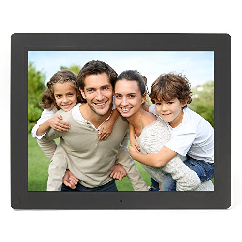 Micca 15-Inch Motion Sensing Digital Photo Frame M153A-M (Certified Refurbished) by Micca