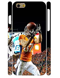 Cute Individualized Famous Football Guy Super Smooth Phone Back Case for Iphone 6 4.7 Inch