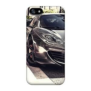 Unique Design Iphone 5/5s Durable Cases Covers F1 Mclaren