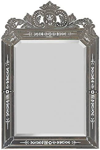 Ren-Wil MT870 Wall Mount Mirror by Jonathan Wilner and Paul De Bellefeuille, 40 by 26-Inch