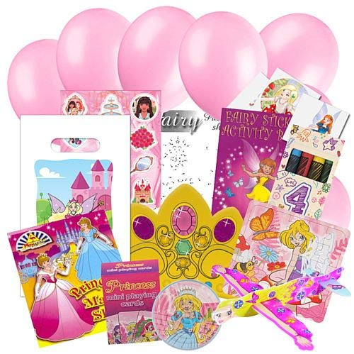 AmerTraders Kids Fairy Party Pack