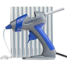 Chandler Tool Mini Glue Gun - 25 Watt - Hot Glue Sticks & Patented Base Stand Included - for Arts Crafts School Home Repair DIY