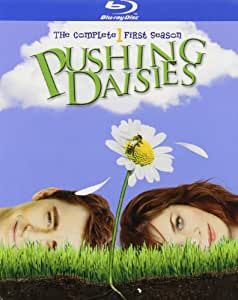 Pushing Daisies: Complete First & Second Seasons [Reino Unido] [Blu-ray]