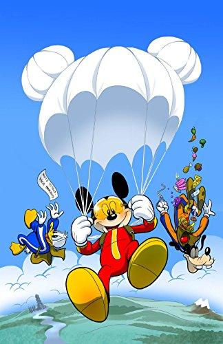 WALT DISNEY COMICS & STORIES #722 SUBSCRIPTION VAR
