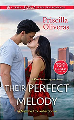 Amazon Fr Their Perfect Melody Priscilla Oliveras Livres