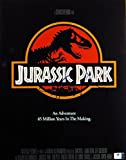 Steven Spielberg Signed Autographed 11X14 Photo Jurassic Park Poster GV834533