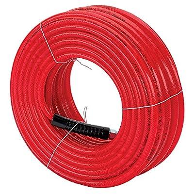 "NEW Snap-on® 1/4"" x 100 Ft. Lightweight Durable Polyurethane Air Hose - 870217"