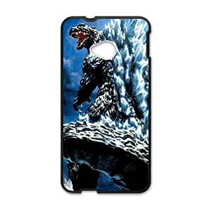 Wonderful Godzilla Cell Phone Case for HTC One M7