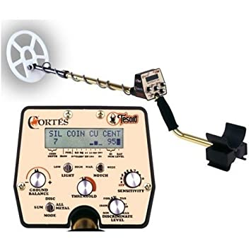 Tesoro Cortes Metal Detector