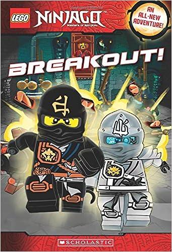 Breakout Lego Ninjago: Chapter Book Lego Ninjago Masters of ...