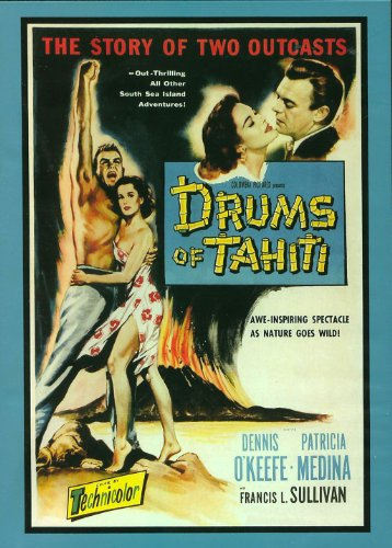 Drums Of Tahiti Dvd Movie