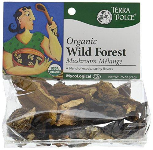 Terra Dolce Organic Wild Forest Melange, 0.75 Ounce