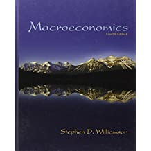 Amazon stephen d williamson books biography blog macroeconomics 4th edition fandeluxe Choice Image