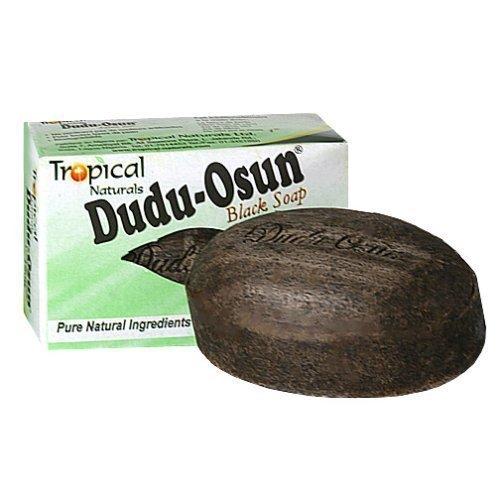 Tropical Natural Dudo-Osun Black Soap  - 150g (12 (150g Soap)