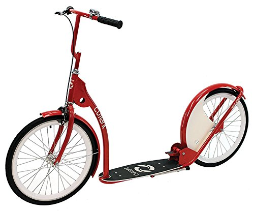 Current Coasters Kickbike Scooter for Teens and Adults, Humb