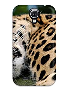 ZippyDoritEduard Fashion Protective Leopard Case Cover For Galaxy S4