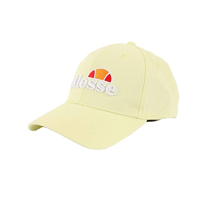 cd0866f533 ellesse Men's Flat Cap - Yellow - One Size: Amazon.co.uk: Clothing