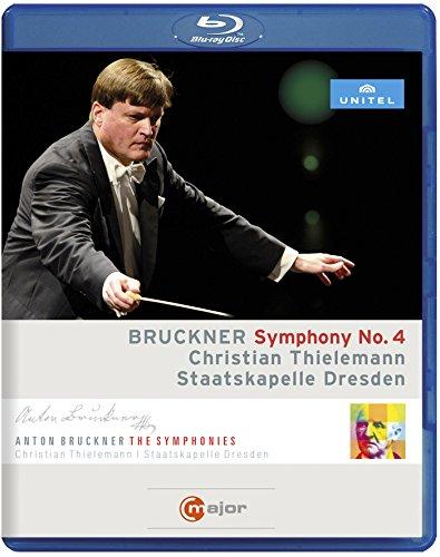 Anton Bruckner: Symphony No 4 (Blu-ray)