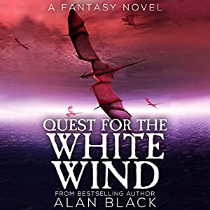 Quest for the White Wind, Volume 1 Audiobook