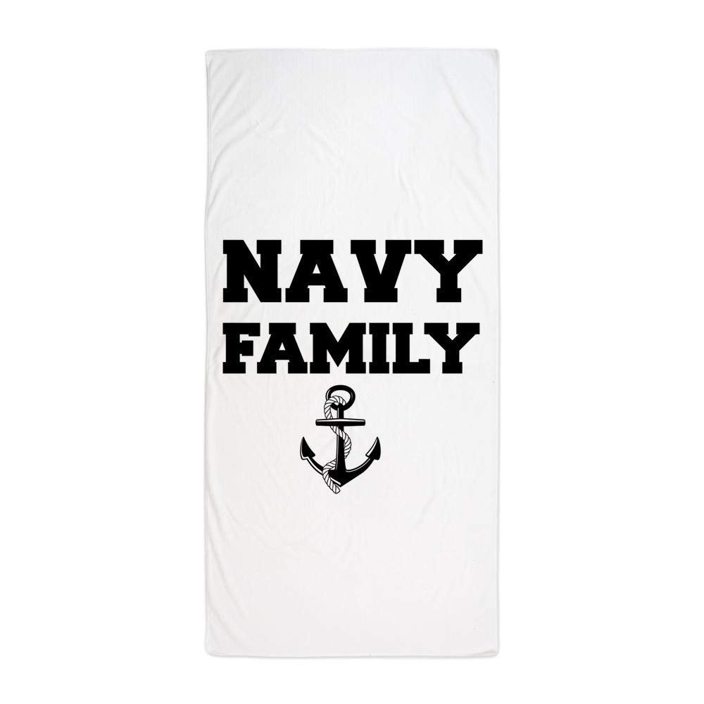 Soft 31x51 Towel with Unique Design Hockey is LifeLarge Beach Towel