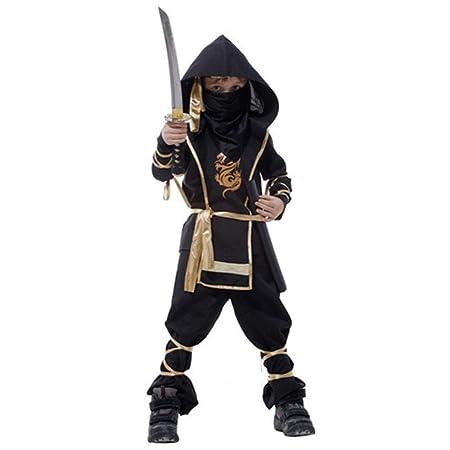 Jacker Disfraces para niños Fiesta de Disfraces de Halloween ...