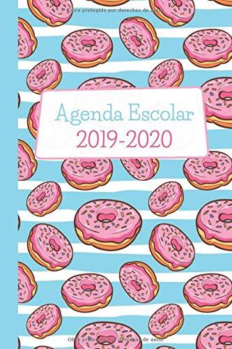 Agenda Escolar 2019-2020: Donas. Para Estudiantes y Maestros ...