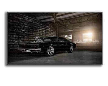 Amazon.com: Dodge Challenger RT Dodge Charger lona de ...