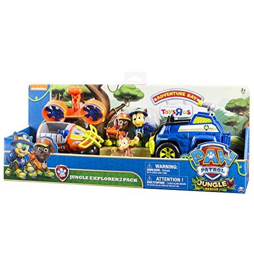 Paw Patrol Jungle Explorer Vehicle & Figure Set