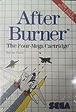 After Burner The Four-Mega Cartridge - Sega Master System