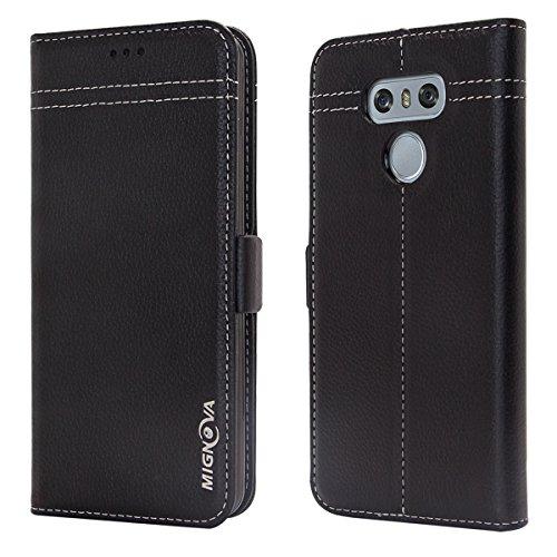 Mignova Genuine Premium Leather Magnetic