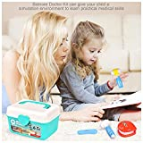 Balnore Doctor Kit for Kids 35 Pieces Pretend