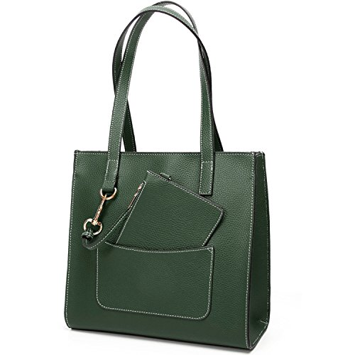 5 Women and for Green Shoulder TcIFE Tote Handbags Purses Satchel Bags n4TXnvqZ