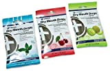 Hager Pharma Dry Mouth Drops - Assorted - 2 oz - Case of 12