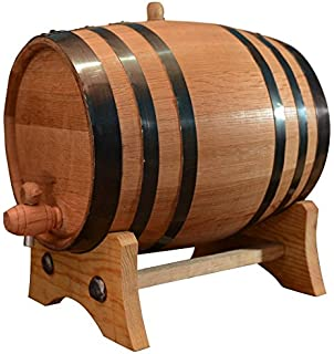 oak wine barrel barrels whiskey. Perfect Barrel 20Liter American Oak Barrel  Handcrafted Using White Age  Your Own Intended Wine Barrels Whiskey P