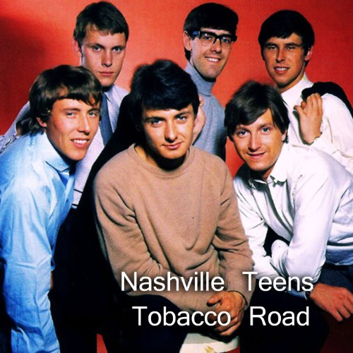 The Nashville Teens - Tobacco Road - (SECCD151) - CD - FLAC - 2016 - WRE Download