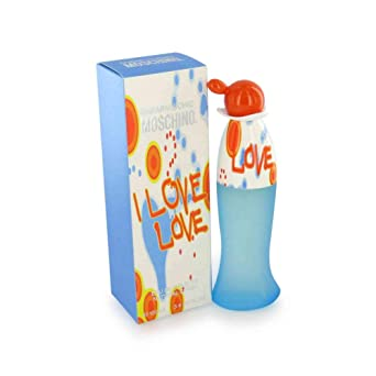 Moschino Cheap & Chic I Love Love Agua de Tocador - 100 ml: Amazon.es