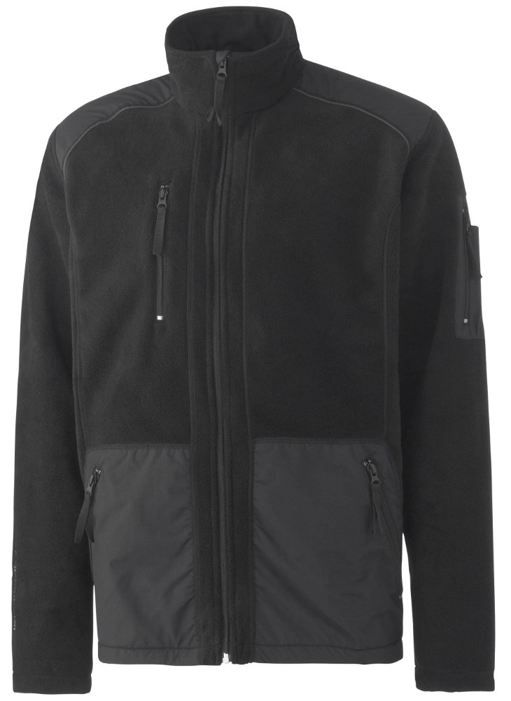 Helly Hansen Crafter Fleece Jacke Rossland Full Zip Fleece 72013 990-XL