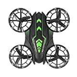 Gotd JXD 515W Altitude Hold Drone 2.4G 4CH Quadcopter With 0.3MP Camera WiFi FPV, Green